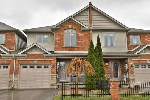 Townhouse for sale at 113 Sumner Cres Grimsby Ontario - MLS: X4418841