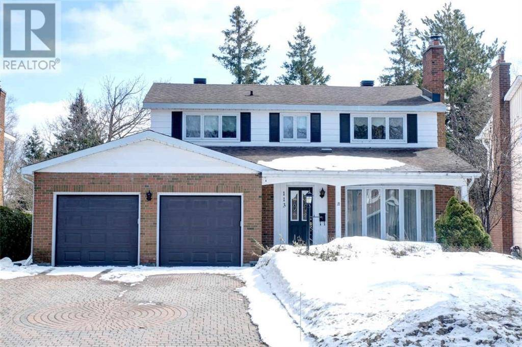 House for sale at 113 Westpark Dr Ottawa Ontario - MLS: 1184992