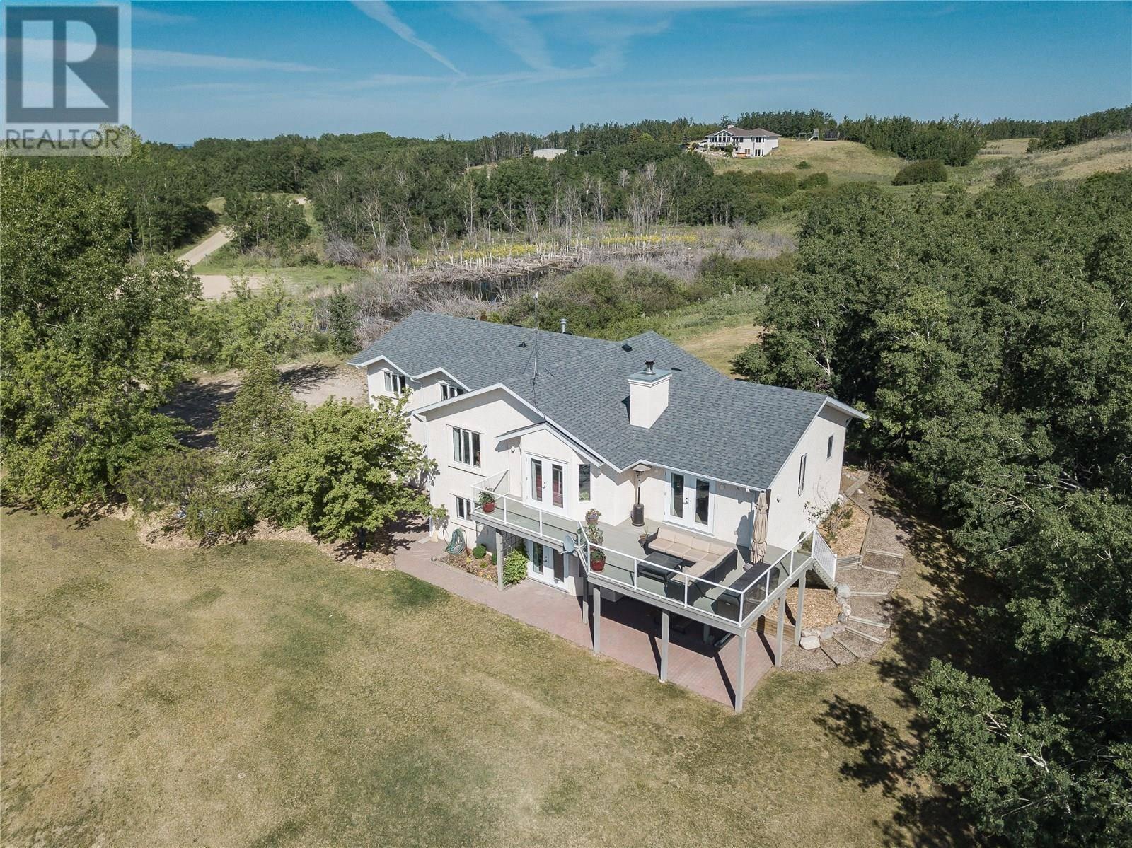 House for sale at 113 Willow Rd Aberdeen Rm No. 373 Saskatchewan - MLS: SK777228