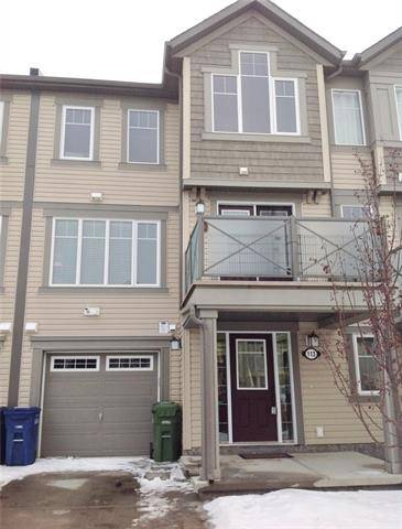 Townhouse for sale at 113 Windstone Pk Southwest Airdrie Alberta - MLS: C4282426