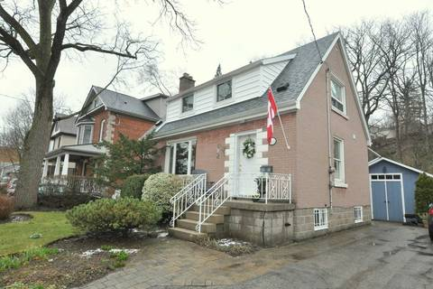 House for sale at 113 York Ave Hamilton Ontario - MLS: X4731557