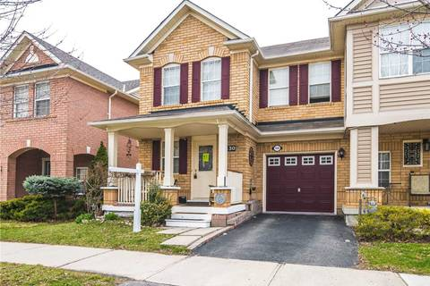 Townhouse for sale at 1130 Barclay Circ Milton Ontario - MLS: W4734338