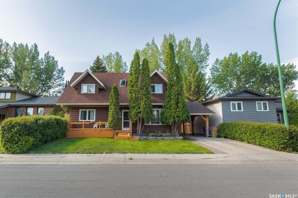 House for sale at 1130 Flexman Cres N Regina Saskatchewan - MLS: SK814376