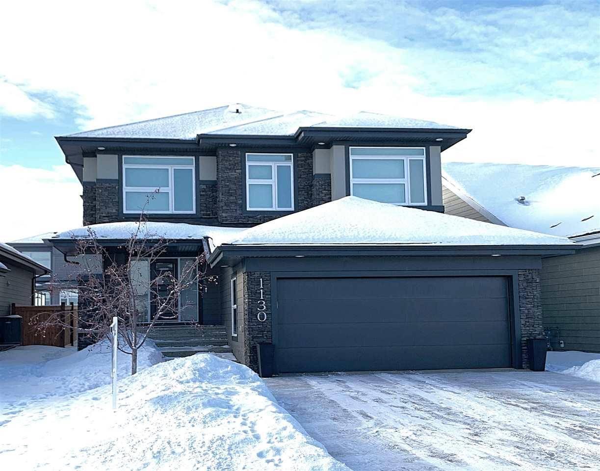 House for sale at 1130 Hainstock Gr Sw Edmonton Alberta - MLS: E4183579