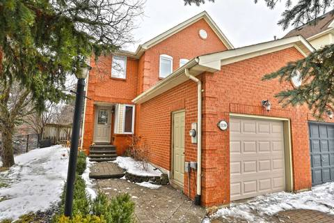 Townhouse for sale at 1130 Leewood Dr Oakville Ontario - MLS: W4697453