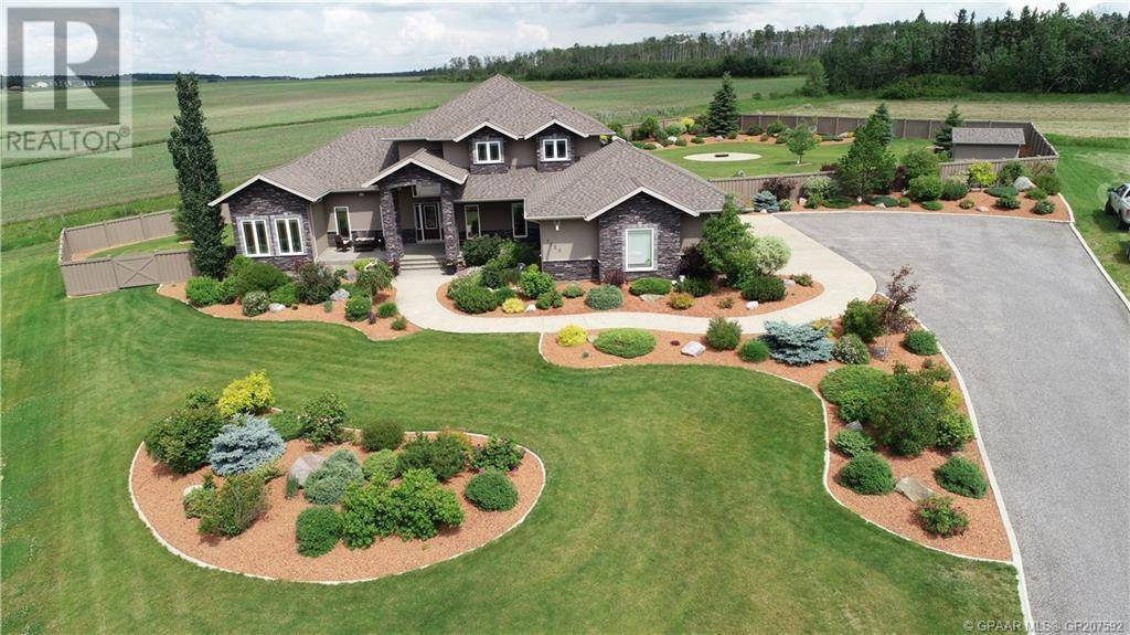House for sale at 1130 Redlow Dr Beaverlodge Alberta - MLS: GP207592