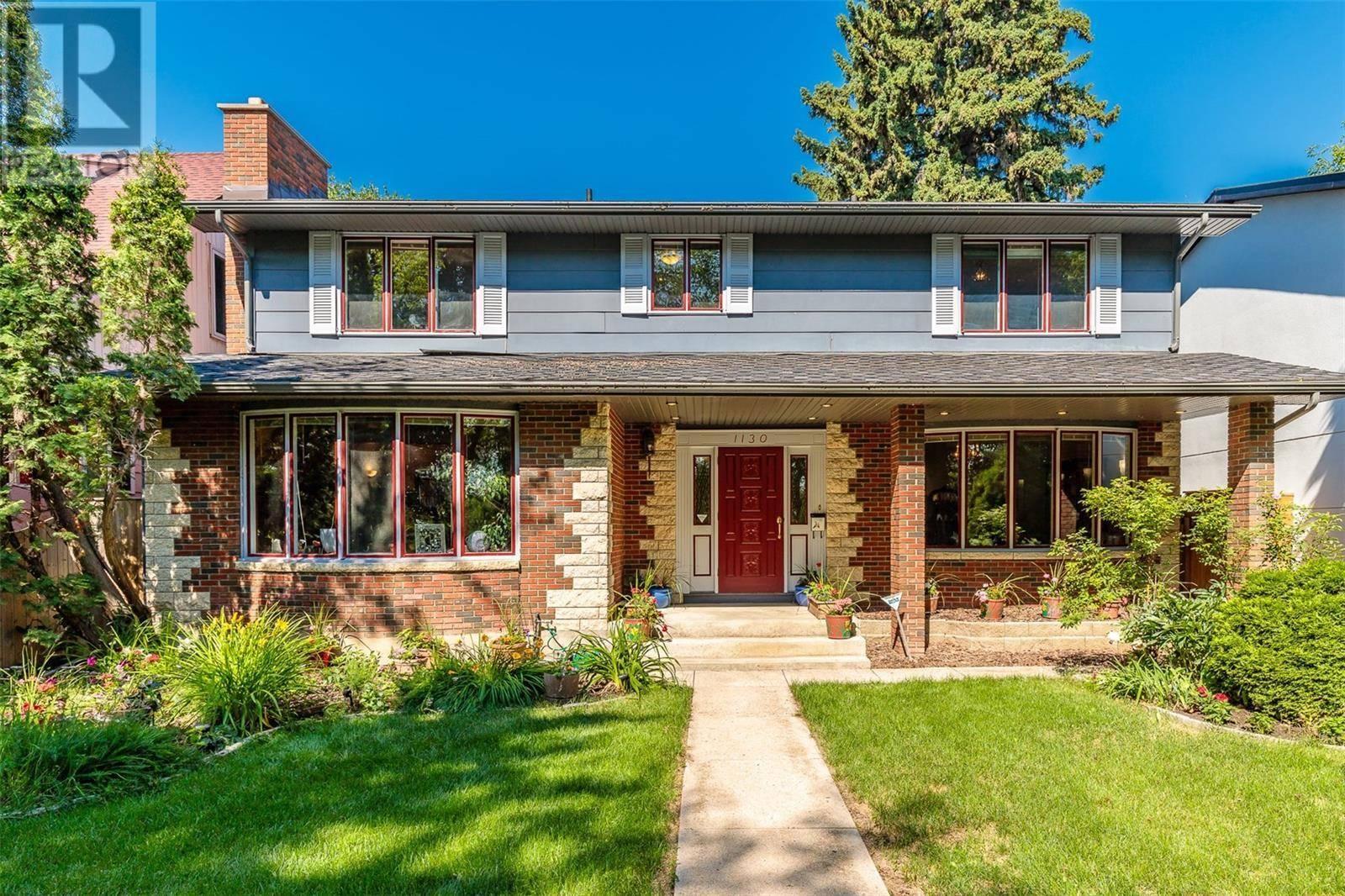 House for sale at 1130 Spadina Cres E Saskatoon Saskatchewan - MLS: SK772957