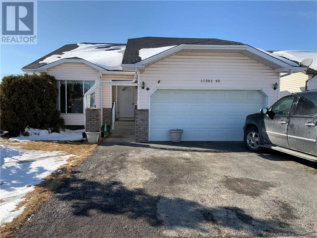 House for sale at 11302 95 Street Crescent Grande Prairie Alberta - MLS: GP214929