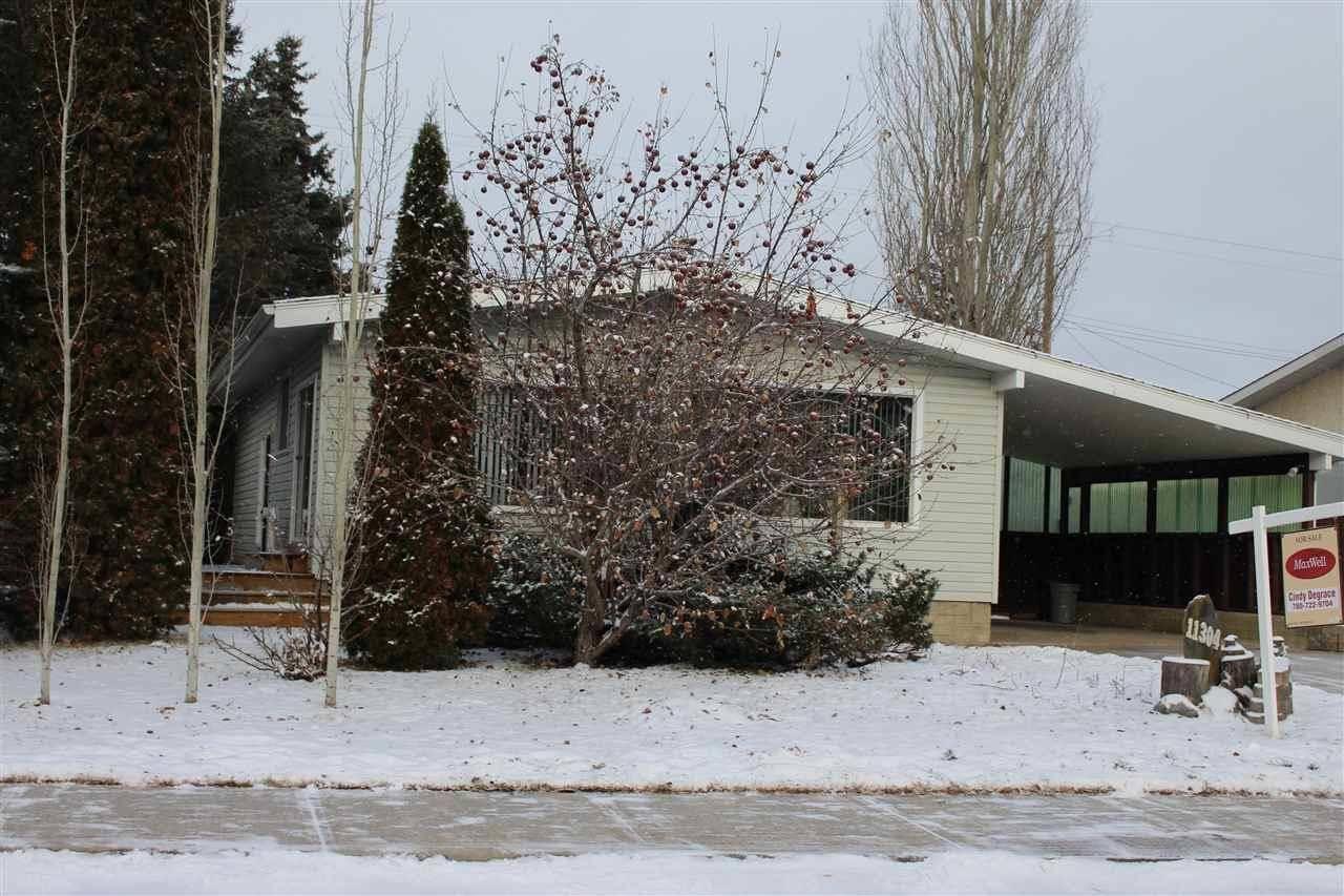 House for sale at 11304 Malmo Rd Nw Edmonton Alberta - MLS: E4177394