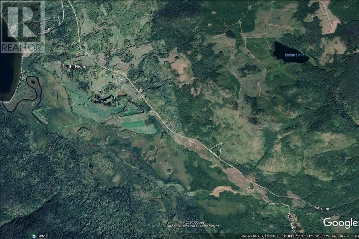Residential property for sale at 11304 Nithi Rd Fraser Lake British Columbia - MLS: R2444538