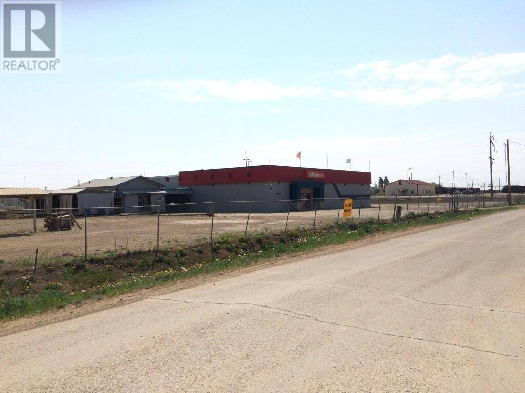 Commercial property for sale at 11305 95 St High Level Alberta - MLS: GP204424