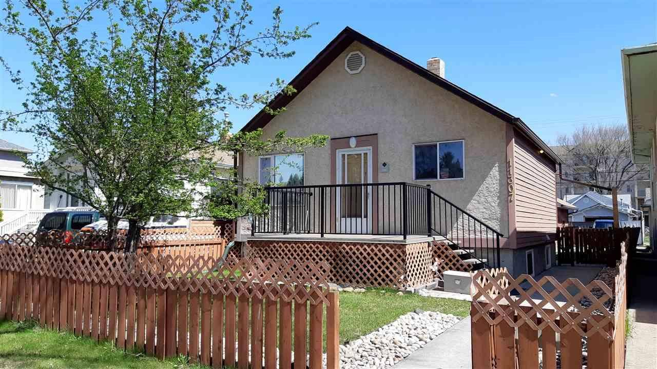 House for sale at 11307 84 St Nw Edmonton Alberta - MLS: E4172548