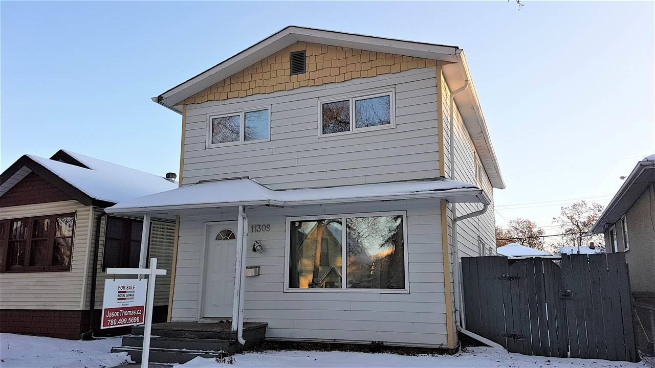 House for sale at 11309 94 St Nw Edmonton Alberta - MLS: E4177974