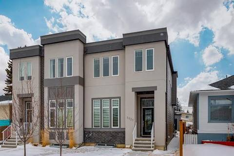 Townhouse for sale at 1131 41 St Southwest Calgary Alberta - MLS: C4291741