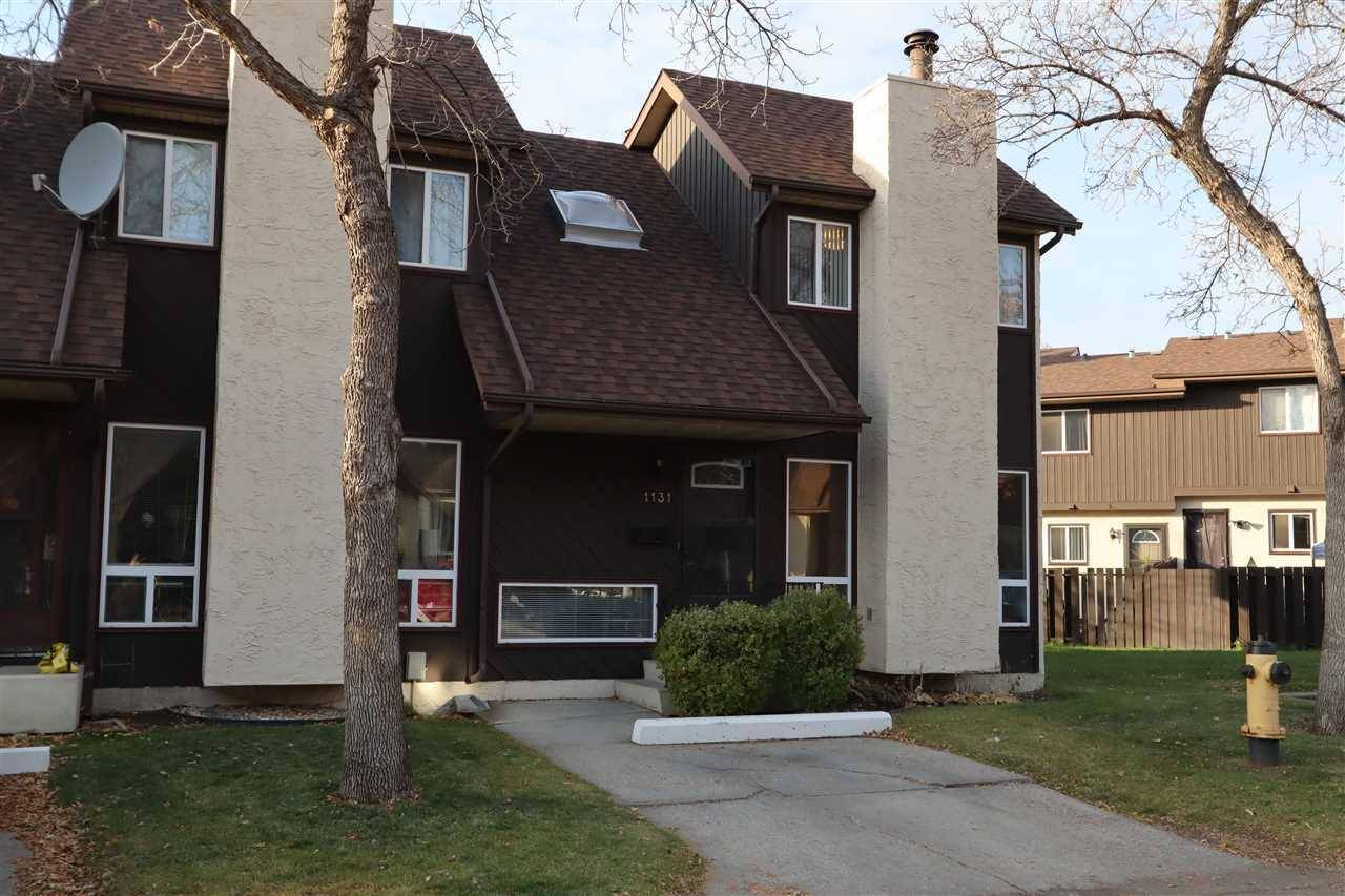 Townhouse for sale at 1131 62 St Nw Edmonton Alberta - MLS: E4176968