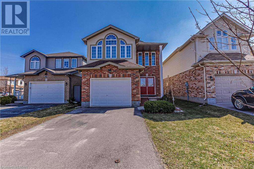 House for sale at 1131 Foxhunt Rd London Ontario - MLS: 253588