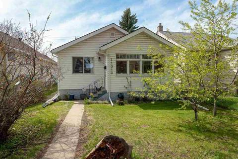 House for sale at 11310 96 St Nw Edmonton Alberta - MLS: E4158971