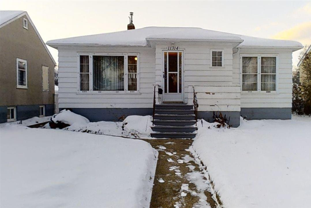 House for sale at 11314 103 St NW Edmonton Alberta - MLS: E4221504