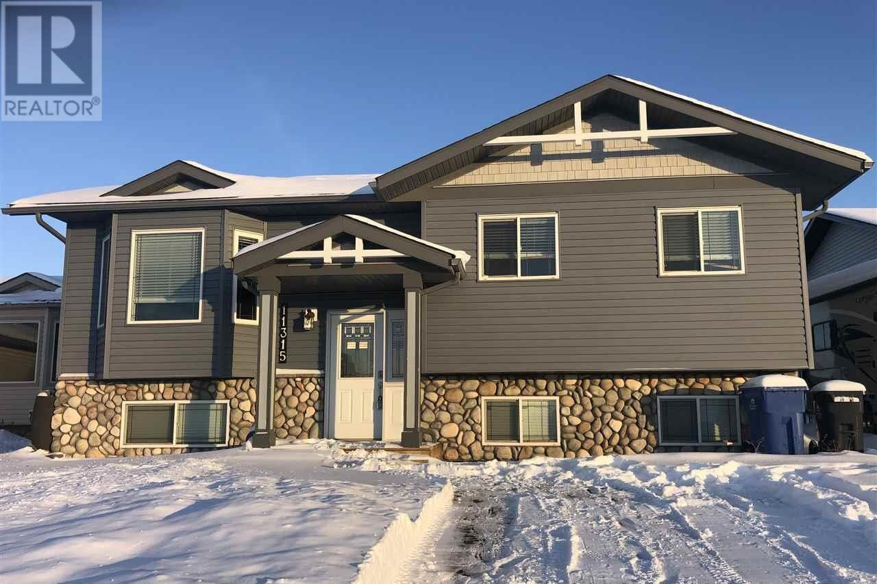 House for sale at 11315 86a Ave Fort St. John British Columbia - MLS: R2517812