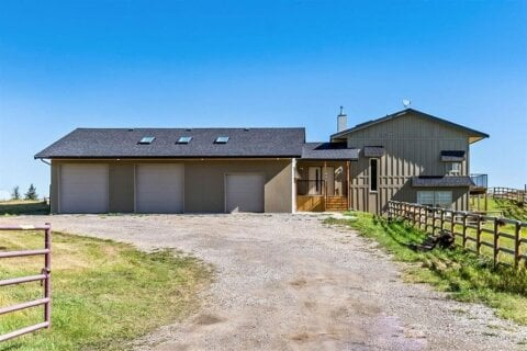 House for sale at 113150 2453 Dr E Rural Foothills County Alberta - MLS: A1040559