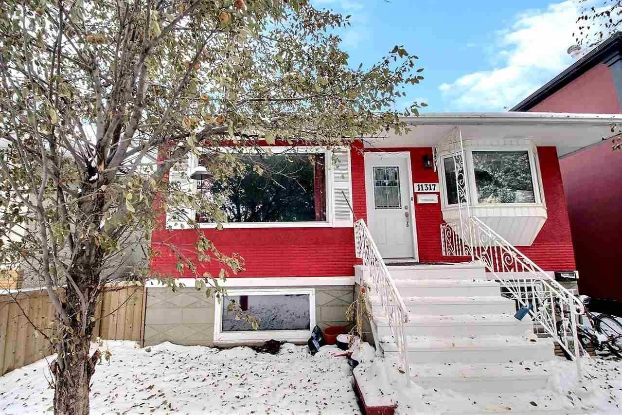 House for sale at 11317 93 St NW Edmonton Alberta - MLS: E4216672
