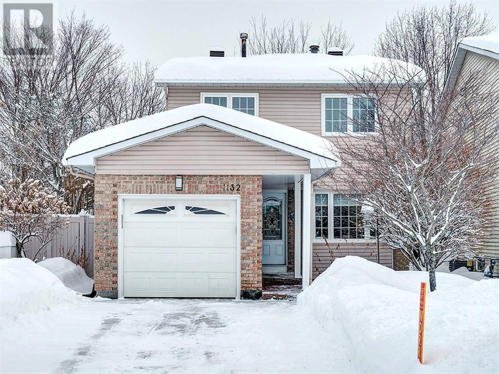 House for sale at 1132 Moselle Cres Ottawa Ontario - MLS: 1182302