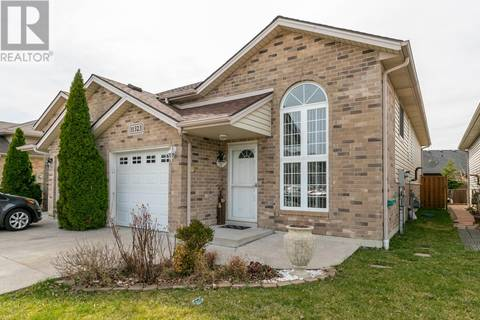 House for sale at 11323 Timber Bay Cres Windsor Ontario - MLS: 19016455