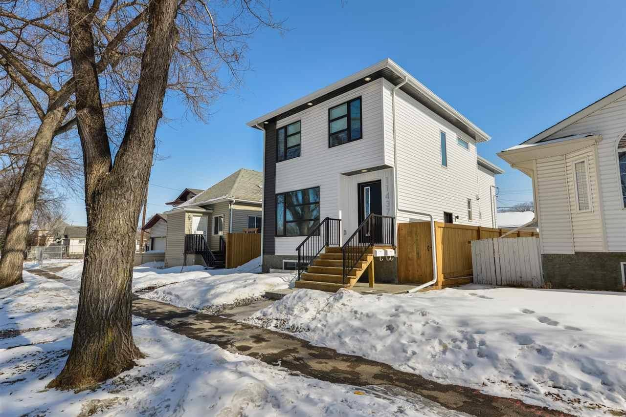 Townhouse for sale at 11324 95a St Nw Edmonton Alberta - MLS: E4191904