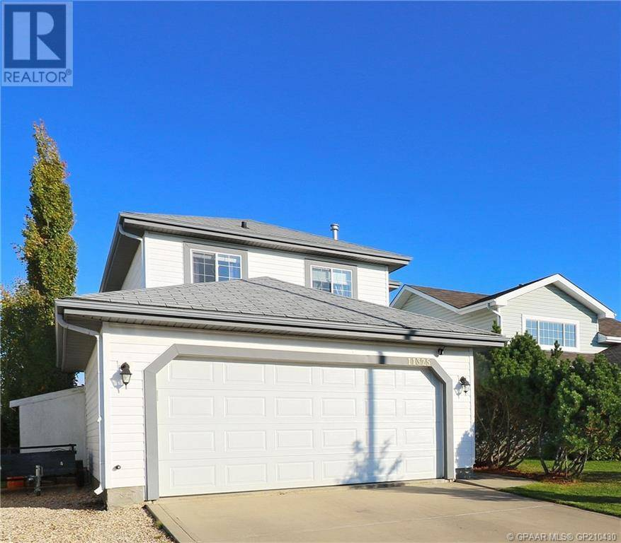 House for sale at 11325 92b St Grande Prairie Alberta - MLS: GP210430