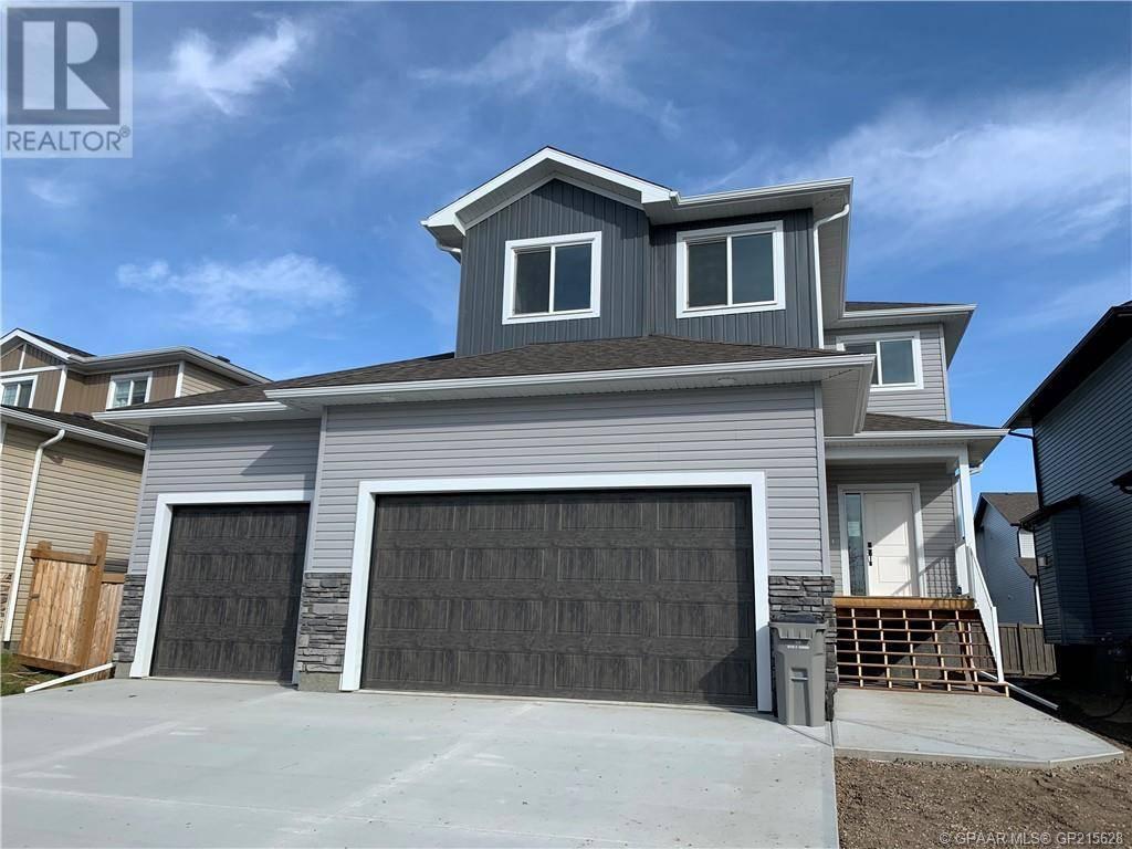 House for sale at 11326 59 Avenue Court Grande Prairie Alberta - MLS: GP215628