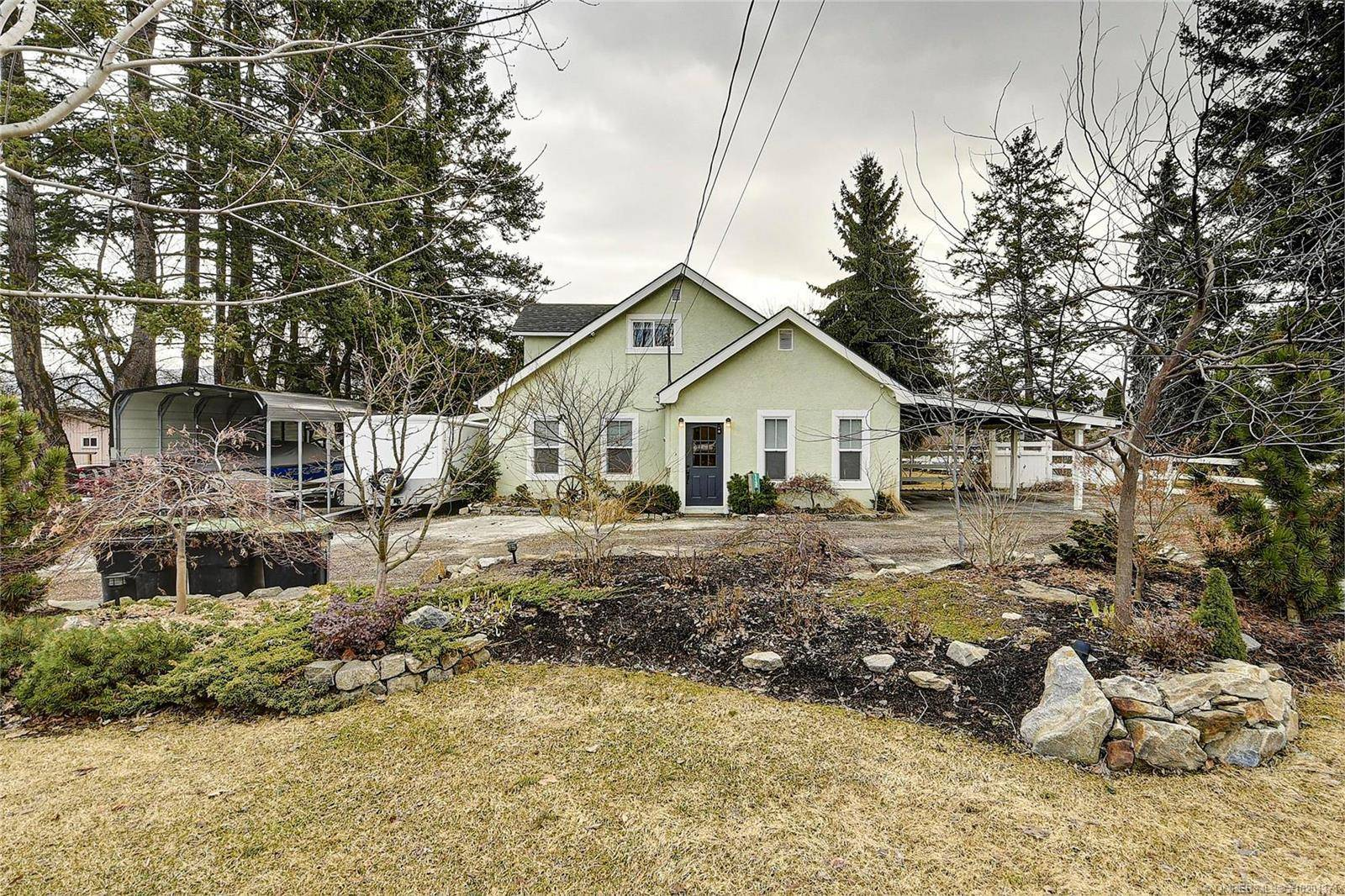 House for sale at 11327 Okanagan Centre Rd East Lake Country British Columbia - MLS: 10201371