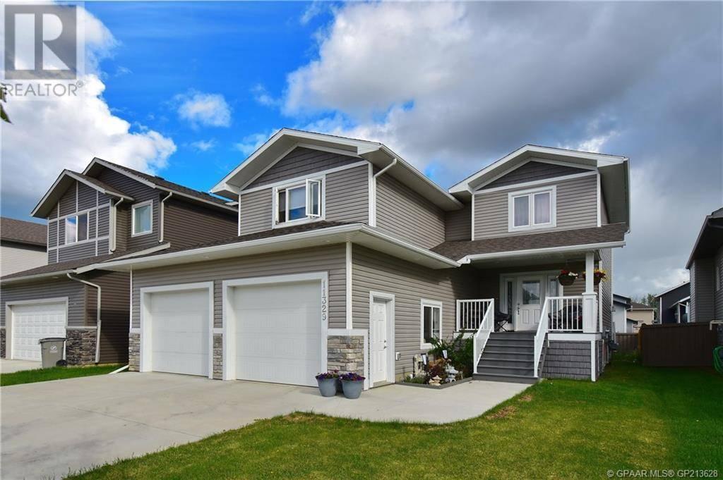House for sale at 11329 62 Avenue Court Grande Prairie Alberta - MLS: GP213628