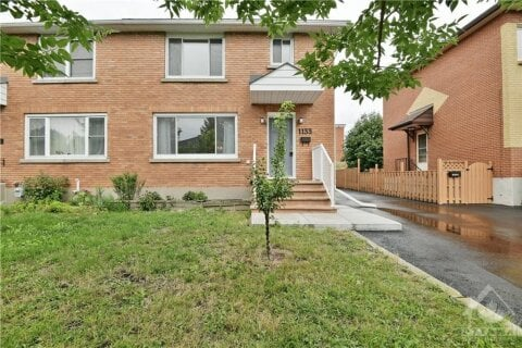 Property for rent at 1133 Apolydor Ave Ottawa Ontario - MLS: 1207121