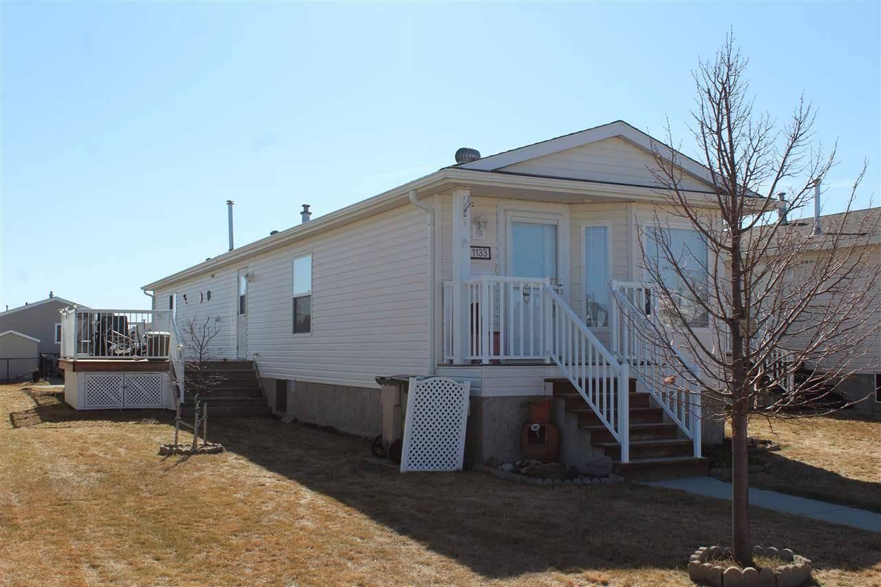 Residential property for sale at 1133 Aspen Dr W Leduc Alberta - MLS: E4192826