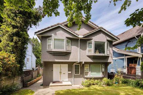 Townhouse for sale at 1133 15th Ave E Vancouver British Columbia - MLS: R2382034