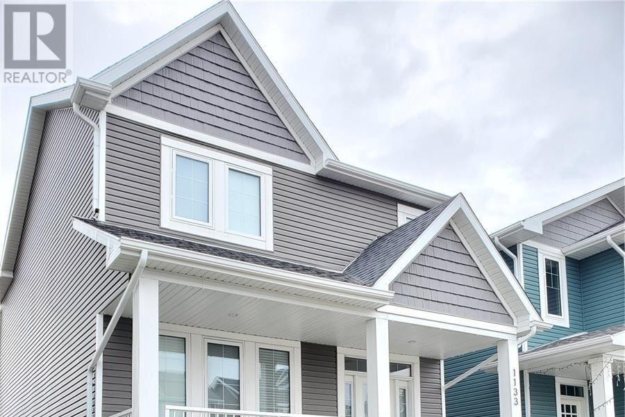 House for sale at 1133 Jurasin St N Regina Saskatchewan - MLS: SK831508