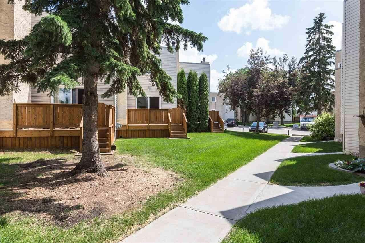 Townhouse for sale at 1133 Knottwood Rd NW Edmonton Alberta - MLS: E4195837