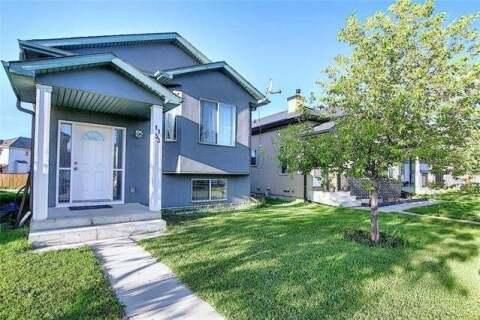House for sale at 1133 Martindale Blvd Northeast Calgary Alberta - MLS: C4301503