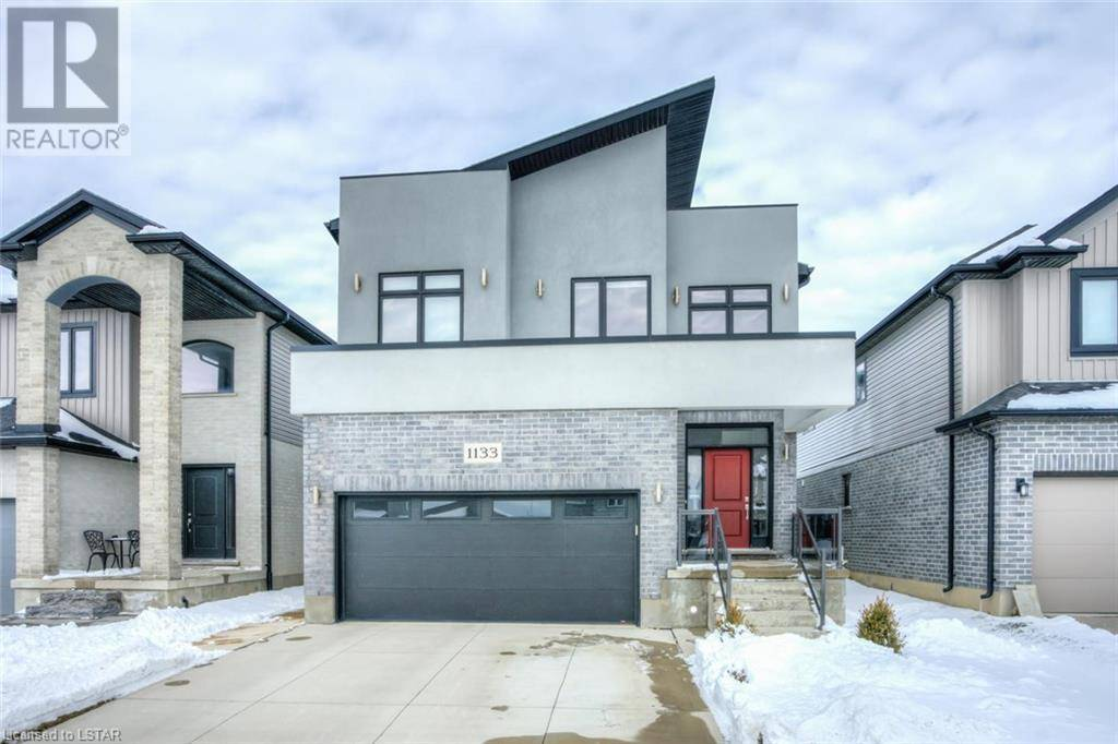 House for sale at 1133 Medway Park Dr London Ontario - MLS: 250533