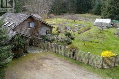 House for sale at 1133 Topcliffe Rd Quadra Island British Columbia - MLS: 453035