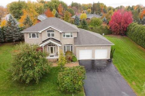 House for sale at 1133 Waterpark Pl Manotick Ontario - MLS: 1215759