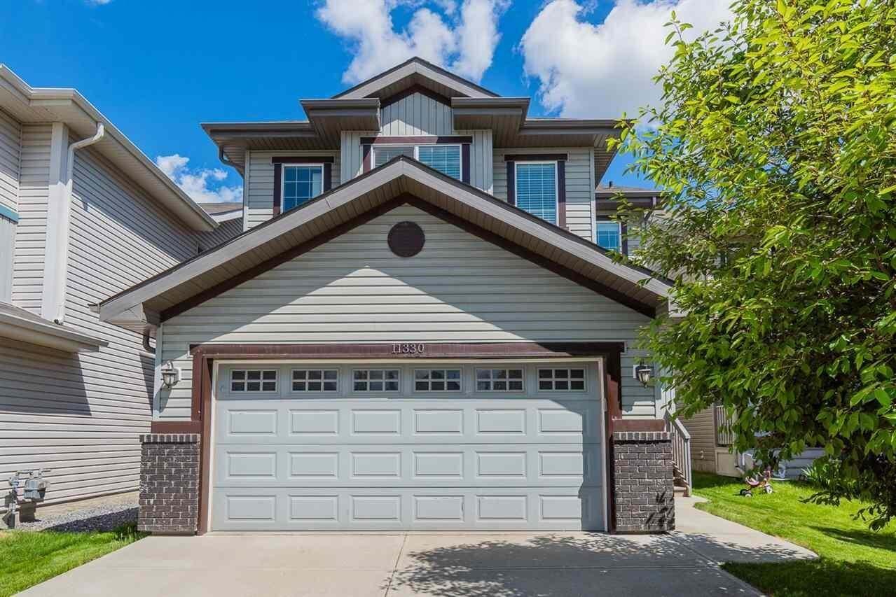 House for sale at 11330 13a Av SW Edmonton Alberta - MLS: E4201386