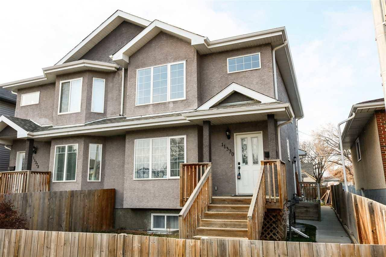 Townhouse for sale at 11330 86 St Nw Edmonton Alberta - MLS: E4180621