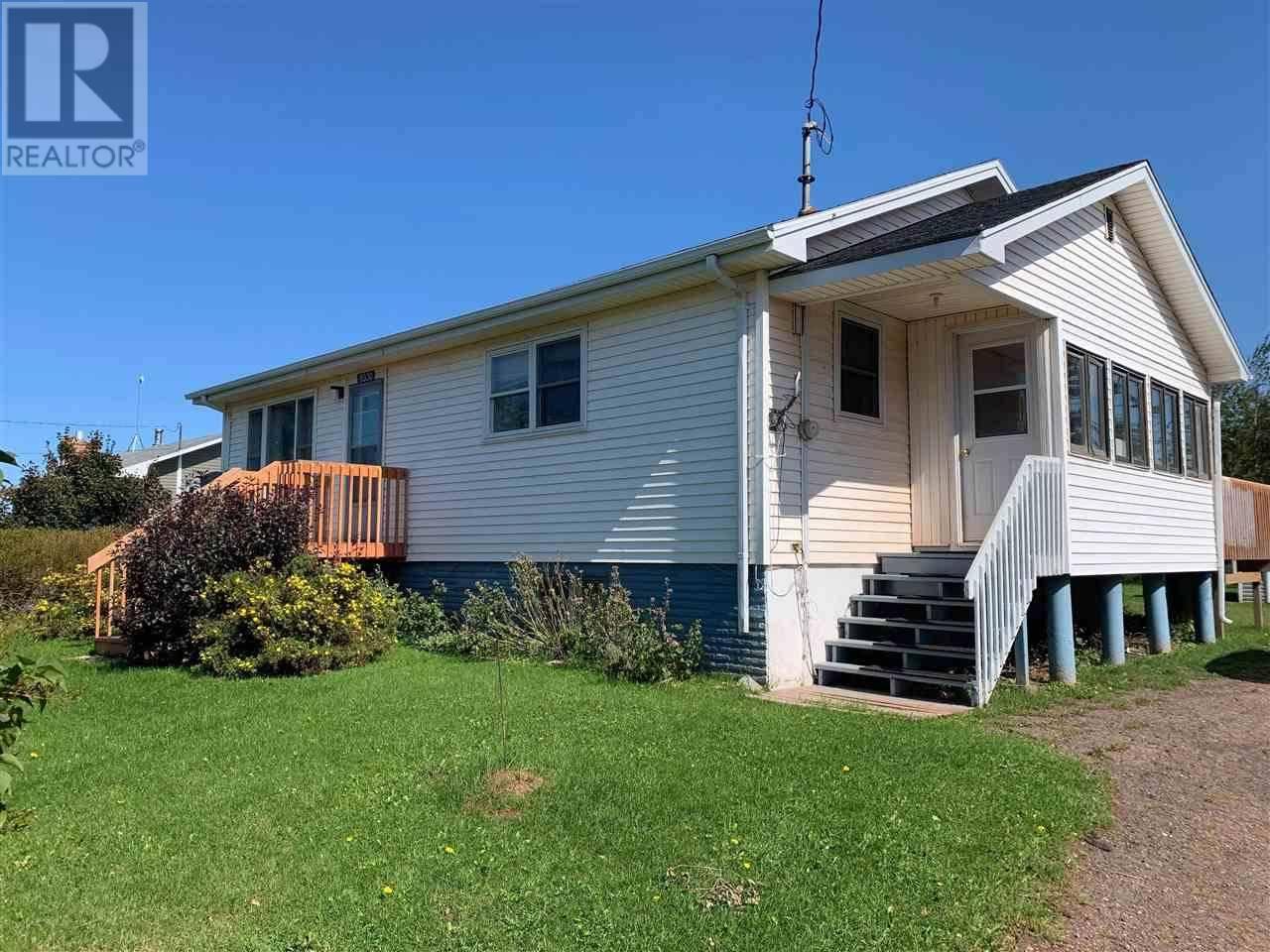 House for sale at  11330 Rte Miminegash Prince Edward Island - MLS: 201922983