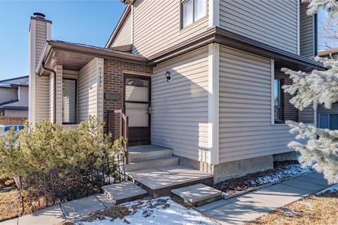 Townhouse for sale at 11331 30 St Southwest Calgary Alberta - MLS: C4289685