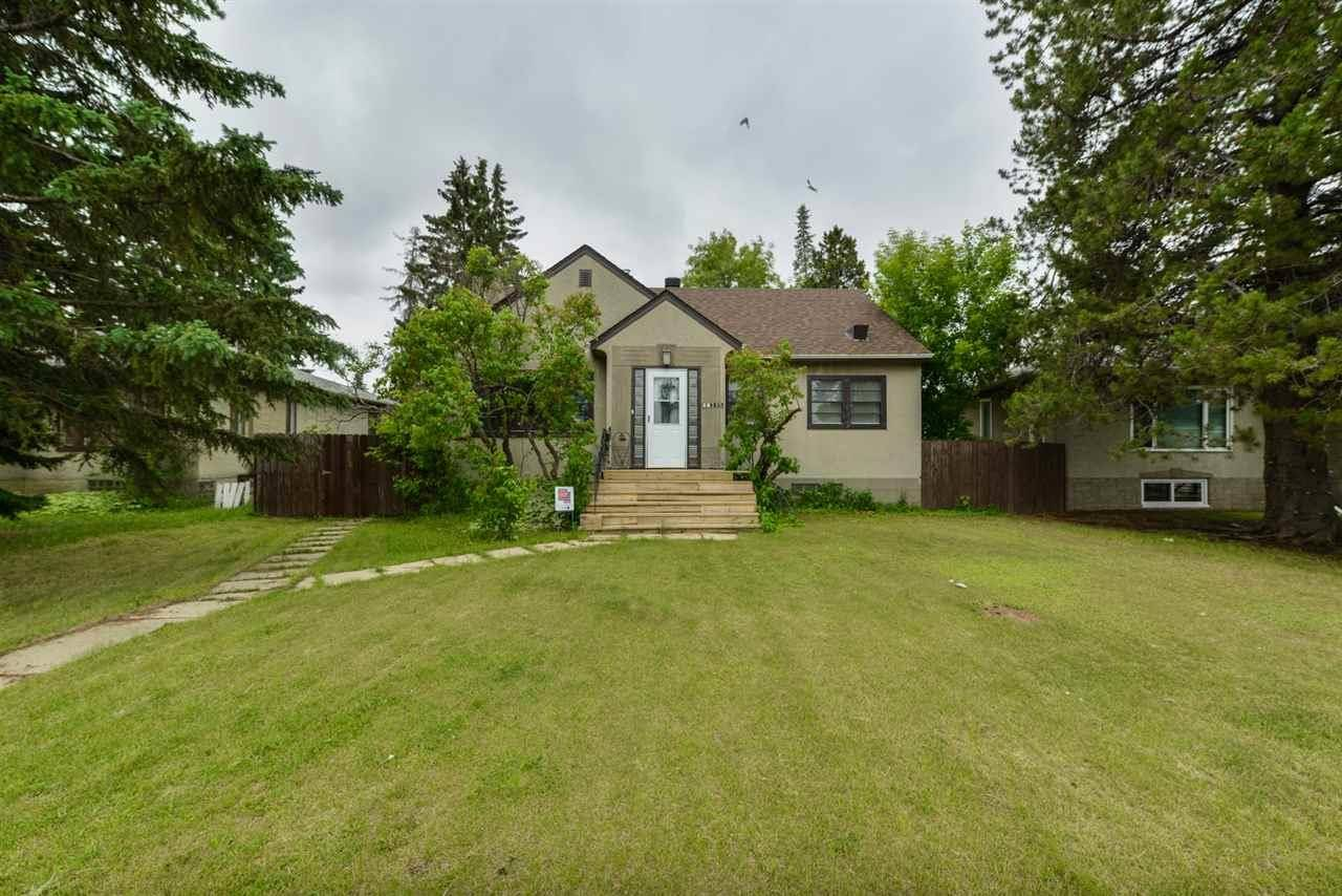 House for sale at 11335 111 Ave Nw Edmonton Alberta - MLS: E4184313