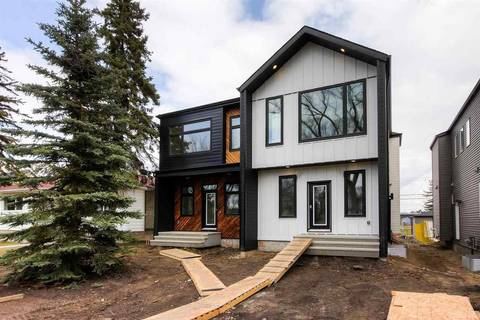 Townhouse for sale at 11335 122 St Nw Edmonton Alberta - MLS: E4156296
