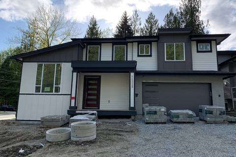 House for sale at 11335 242a St Maple Ridge British Columbia - MLS: R2388115