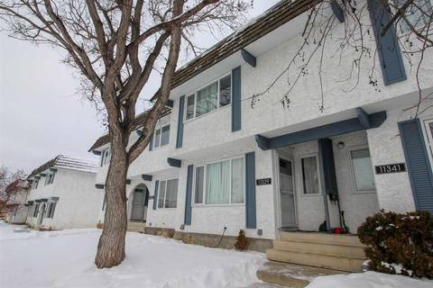 Townhouse for sale at 11339 22 Ave Nw Edmonton Alberta - MLS: E4144520