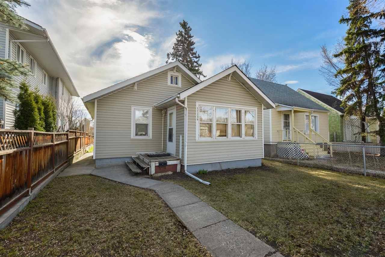 House for sale at 11339 88 St Nw Edmonton Alberta - MLS: E4195056